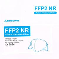 FFP2 Maske, einzeln verpackt, CE2834 Zertifiziert
