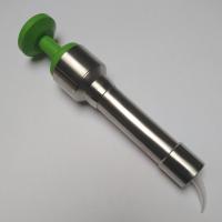 XL-de-Luxe Abformmassenspritze Edelstahl, 11 ml, (Hilfsmittel für exakte Applikation)